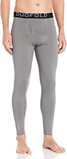 Duofold Men's Mid Weight Fleece Lined Thermal Pant