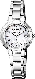CITIZEN西铁城 腕表 Cross sea 光动能驱动 电波腕表 ES9430-54A 女士 银色
