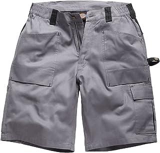 Dickies WD4979 GYB 30 尺寸 111.76 厘米 GDT 57.10 厘米短裤 - 灰色/黑色 灰色/黑色 32 WD4979 GYB 32