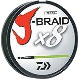 Daiwa J-Braid 1500M 8 股编织圆形编织线