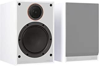 Monitor 100 书架扬声器,白色