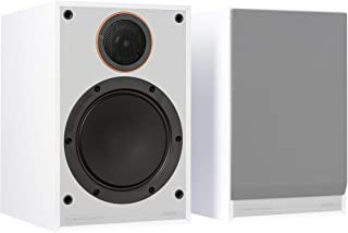 Monitor 100 3GB 书架扬声器,白色