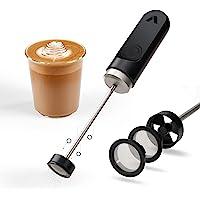 Subminimal NanoFoamer,手持式奶泡机,天鹅绒微泡沫牛奶,适用于咖啡师风格咖啡,电池供电奶泡机