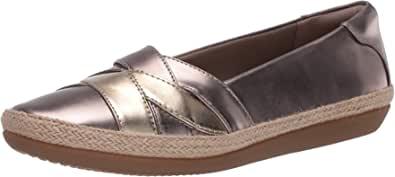 Clarks 女式 Danelly Shine 乐福鞋