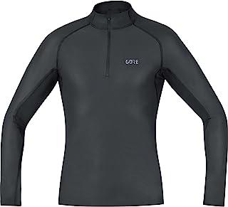 GORE WEAR 防风男士立领打底衫,Gore M 防风底层保暖高领,100325