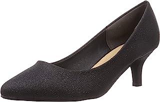 [REVITO] 细跟凉鞋/5415 5415 女士 ブラックグリッター 22.5 cm