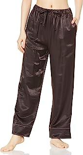 Gelato pique 缎面缝制长裤 PWFP211232 女士