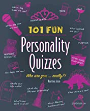 101 Fun Personality Quizzes: Who Are You . . . Really?! (English Edition)