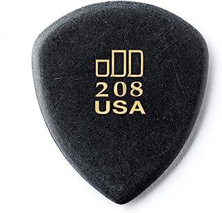 Dunlop 477R208 JD Jazztones™, Black, Large Point Tip, 36/Bag