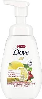 Dove Dove 多芬泡沫洗手液 柠檬和枸杞 有效去除*,同时滋养皮肤 7 盎司(约 192.8 克),7 盎司(约 192.8 克)(4 件装)