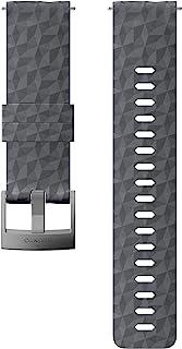 Suunto 配件腕带 Graphite Gray- Explore 24mm ; Size M (130-230 mm)