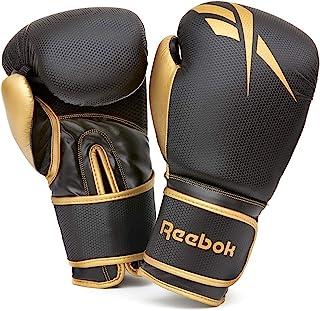 Reebok 拳击手套 - 金色/黑色