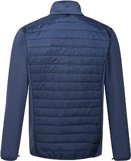 Regatta 男士 Shrigley 防水透气胶带接缝多口袋连帽 3 合 1 夹克