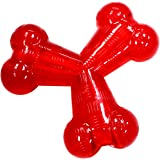 Ethical Pets Play Strong Virtually Indestructible 狗狗玩具,6 英寸…