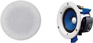 YAMAHA 雅马哈 吸顶式扬声器 小型设备用 天花板嵌入式 白色(1对)NS-IC400