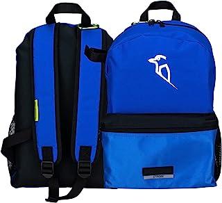 KOOKABURRA 男女通用闪光曲棍球帆布背包,蓝色,均码