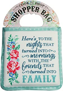 Cook Shop 207010017 Here's to the Nights That Turned into Mornings Shopper Bag,活塞哥