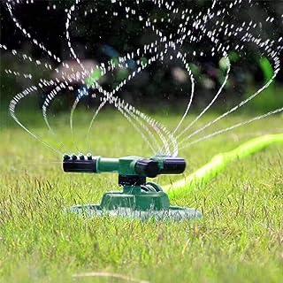 SYCOOVEN 大面积喷雾草坪洒水器便携式庭院方便安装户外花园