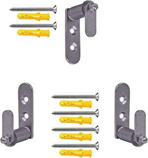 YYST 3 点滑板壁挂式 3 点安装系统滑板长板壁挂式存储架 – 无板 – 垂直设计