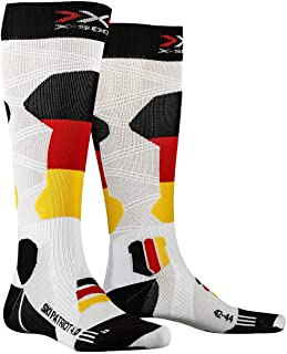 X-SOCKS Ski Patriot 4.0 对开式 黑色