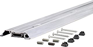 M-D Building Products 8664 36 英寸可调节铝制门槛,带乙烯基密封