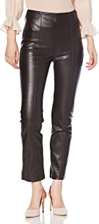 Mila Owen 皮质显瘦长裤 09WFP204124 女款