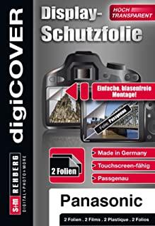 digiCOVER 相机屏幕保护膜 松下 DMC-TZ58