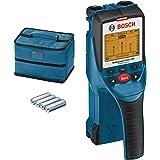 Bosch 博世 D-tect 150 专业墙壁探测器(木材/电源线/塑料管/金属的至大探测深度:40/60/80/15…