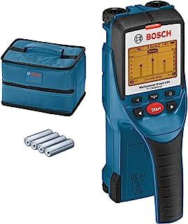 Bosch 博世 D-tect 150 专业墙壁探测器(木材/电源线/塑料管/金属的至大探测深度:40/60/80/150mm),纸箱包装