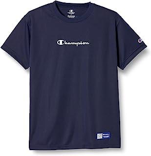 Champion 训练T恤 * 防臭 速干 字母标志 排球基础款 T恤 C3-UV303 男士