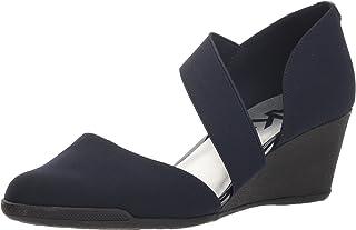 Anne Klein 女士 Tara 坡跟高跟鞋