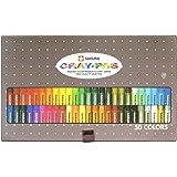 SAKURA CRAY-PAS 高品质粗蜡笔 套装 50色套装