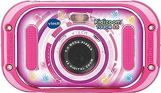 VTech 伟易达 Kidizoom Touch 5.0 粉色儿童数码相机儿童数码相机 多色
