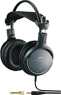 JVC HARX700 Precision Sound 全尺寸耳机 - 黑色
