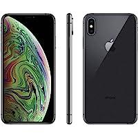 Apple 苹果 iPhone XS Max 智能手机,64GB,深空灰色-完全解锁(续订)