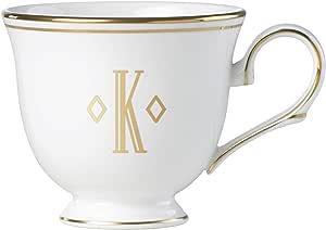 Lenox 联邦金块交织字母餐具 字母 K 872914