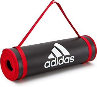 adidas Training Mat - Black/Red