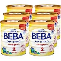 Nestlé 雀巢BEBA OPTIPRO 婴幼儿奶粉 适合2岁以上的宝宝 适龄膳食营养 牛奶饮品含维生素A C&D 6…