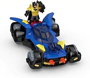 Fisher-Price 费雪 Imaginext DC Super Friends,蝙蝠车,一件