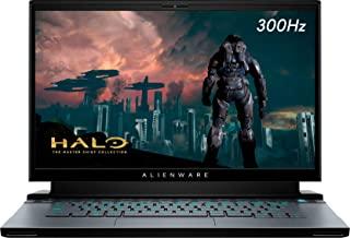 Alienware m15 R3游戲筆記本電腦:Core i7-10750H,NVIDIA RTX 2070 Super,15.6 英寸全高清300Hz 顯示屏,16GB 內存,512GB SSD