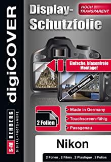 digiCOVER 相机屏幕保护膜 松下 DMC-GX800
