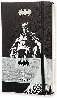 Moleskine Batman 蝙蝠侠 限量版笔记本 纯色 ラージ