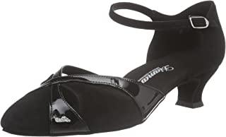 钻石女士舞蹈鞋 142-014-008 标准和拉丁