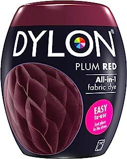 DYLON 机器染色罐 紫红色 8.5 x 8.5 x 9.9 cm 2204553