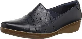 Clarks Everlay Uma 低跟女鞋