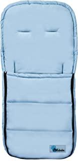 altabebe al2200夏季婴儿车睡袋适用于所有运动车, 手推车和慢跑 淡蓝色
