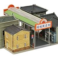 Tomytec Diocolle 情景收藏 情景小摆件 055-2 Arcade拱廊 A2 立体模型用品