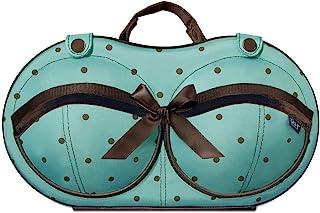 文胸和内衣旅行盒 - 文胸收纳袋 - 适合文胸尺码 30A-36C