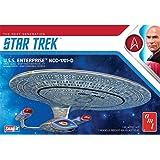 AMT 1/25000 星际迷航 USS Enterprise-D 按扣,AMT1126M