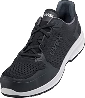 UVEX 优维斯 1 运动工作鞋 - *鞋 S1 SRC ESD - 黑色